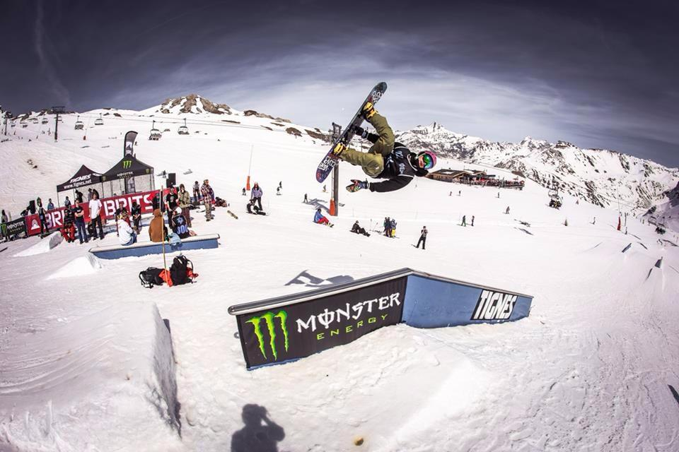 1st place in the Monster Energy Bangers & Cash at The Brits- No biggie. Photo:  Ed Blomfield