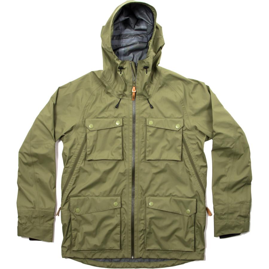 Clwr Leaf Jacket