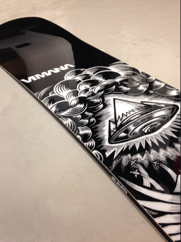 Vimana Snowboards is legit