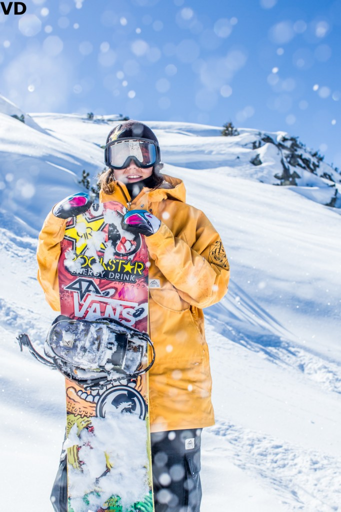 Chilling in the Arlberg Photo: Vernon Deck