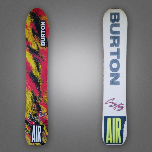Burton Craig Kelly Air